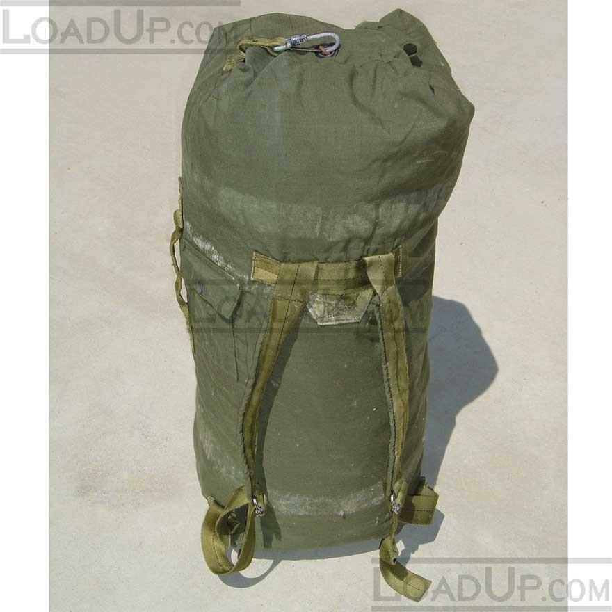 Us Military Cordura Pack Duffel Bag Used Poor