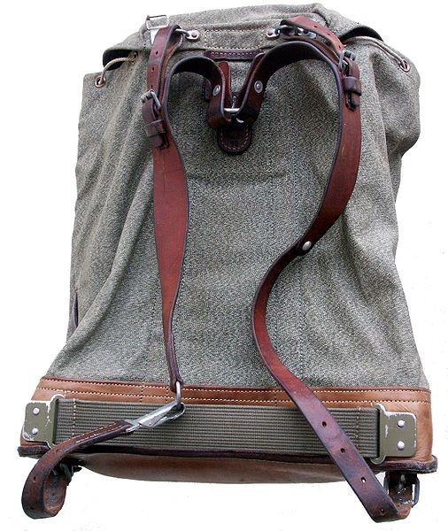 swiss salt and pepper rucksack backpack large. Black Bedroom Furniture Sets. Home Design Ideas
