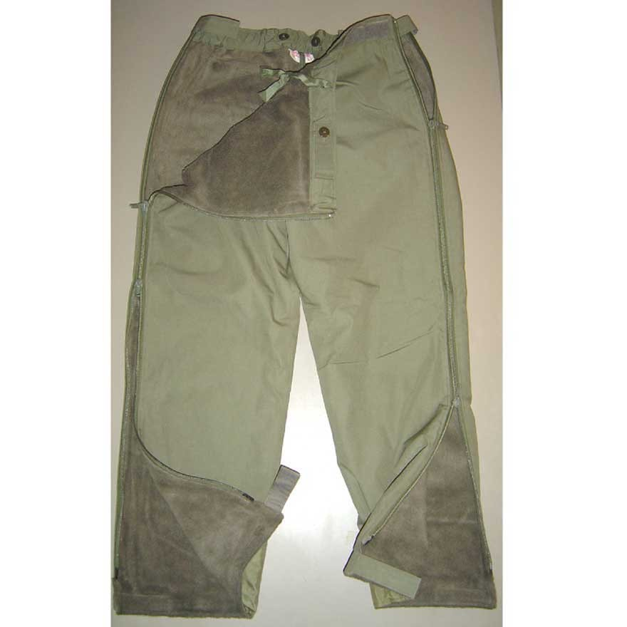 German Cold Weather Fur Insulated Pant