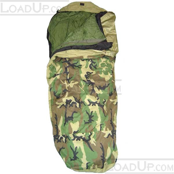 US Modular Goretex Sleep Bag System MSS Complete 4 part (Rated -40F)