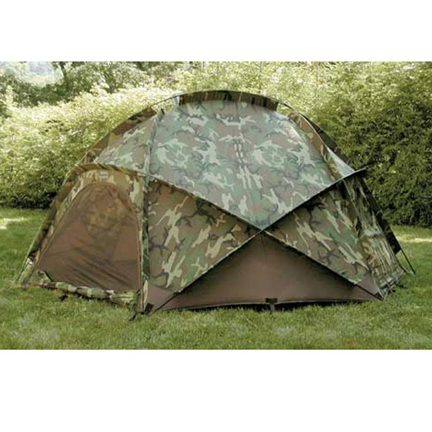Eureka Military Extreme Cold Weather Tent 4-Man ECWT