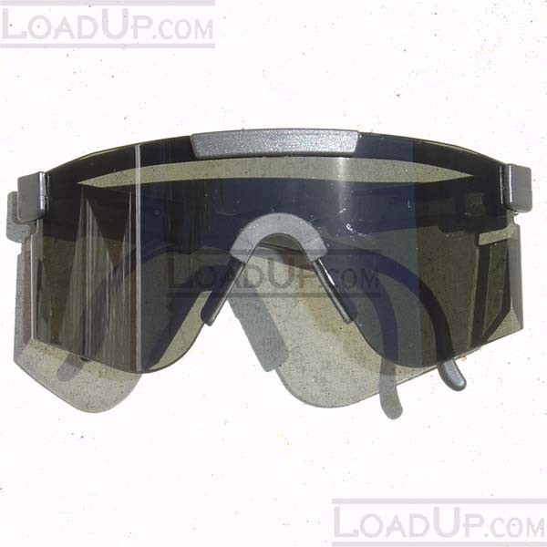 US Military Ballistic Shooting Safety Grey Sun GLASSES
