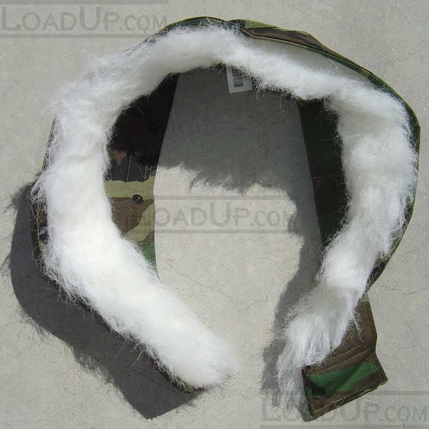 Ruff Fur Collar for ECW Parka Hood