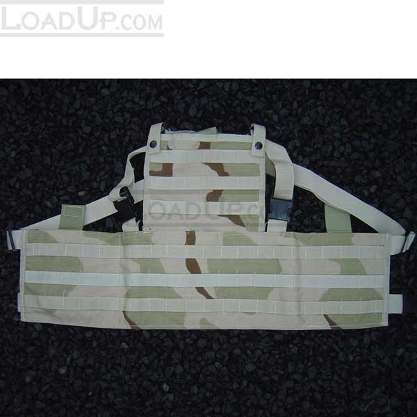 US MOLLE RACK Load Bearing Vest Desert