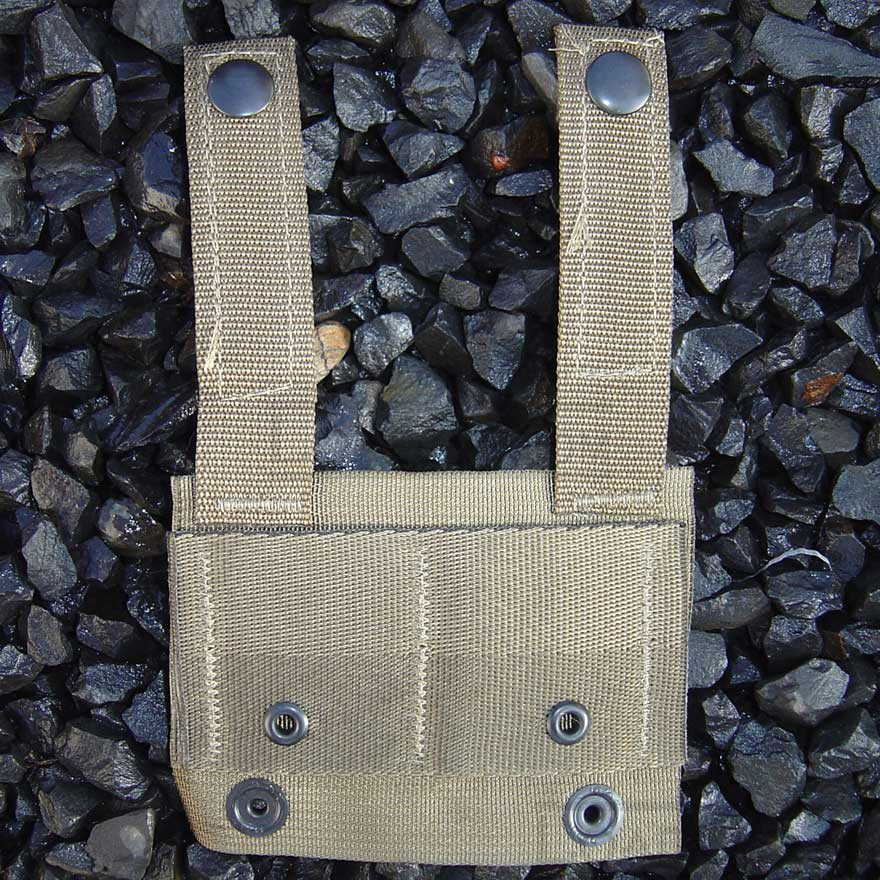 Molle II to Alice Clip Adapter Coyote new