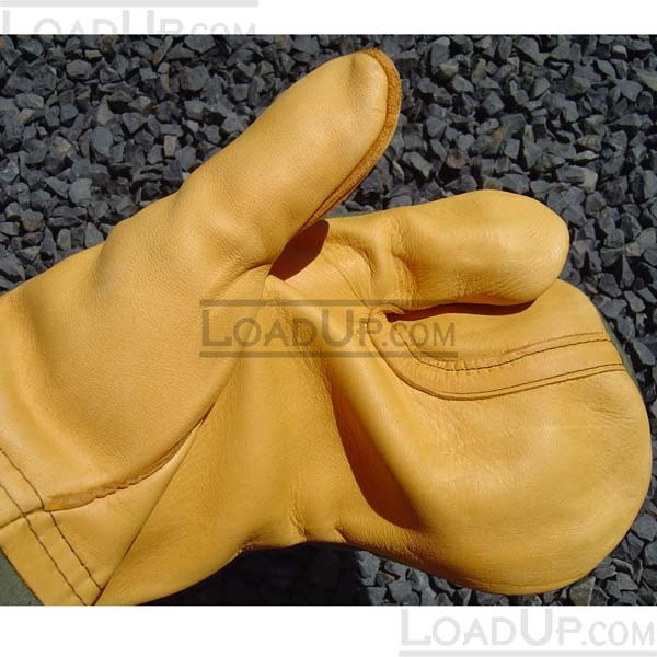 US Military Trigger Finger Mitten Shell and Wool Insert M1965