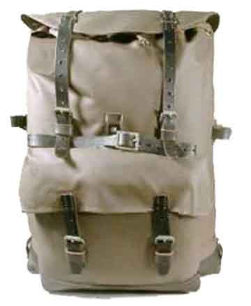 Swiss Mountain Rucksack(Backpack) Olive - Used