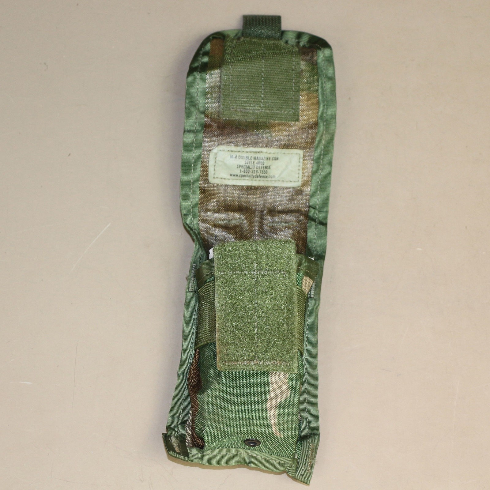 MOLLE M4 Double Mag Ammo CQB Pouch