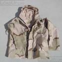 US Military Goretex ECWCS Parka-Desert Camo