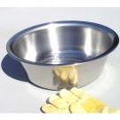 Commercial Stainless Bowl Basin  9 quart