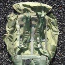 US Military Large Alice Pack OD and Enhanced Frame