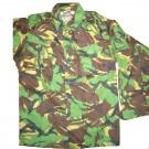 BDU British DPM Woodland Shirt