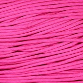 550 PARACORD USA Military NEON PINK 7 Strand Type III