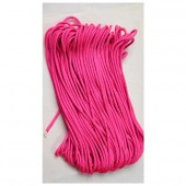 NEON PINK 550 PARACORD USA Military 7 Strand Type III