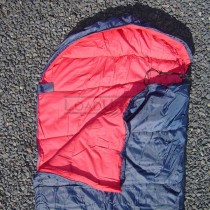 Mummy Sleeping Bag (40 degree) 86x29 Blue/Red