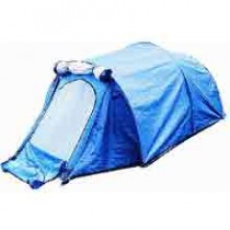WindBreaker 12x7 4-Person Dome Tent w/ Fly
