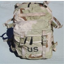 US GI Molle II 3 Day Assault DCU Backpack (no stiffener)