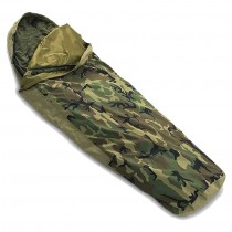 U.S. Military issue Woodland GORETEX Bivy Cover
