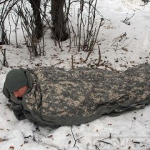 US ACU Modular Goretex Sleeping Bag System MSS 5 part