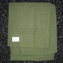 US GI Issued Military 100% Wool Blanket