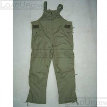 USAF Crewmens Insulated Nomex Mechanics Bib