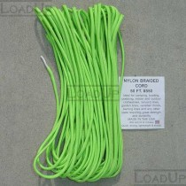 550 PARACORD USA Military Neon Green 50ft 7 Strand Type III