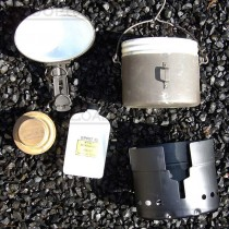 Swedish Trangia Two-Person Camp Stove