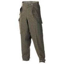 Swedish Military Melton Wool Pants