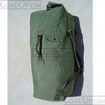 US Military Cordura Pack Duffle Bag-Very Good