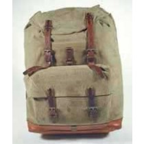 Swiss Salt and Pepper Rucksack(Backpack) - Large