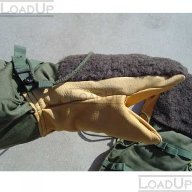 US Army Arctic Extreme Cold ECW Mittens OD
