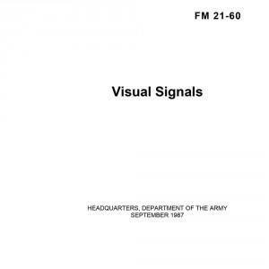 FM 21-60 Visual Signals Field manual