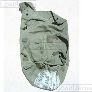 US Military Cordura Pack Duffel Bag-Used, Poor