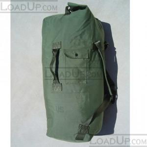 US Military Cordura Pack Duffle Bag-Very Good