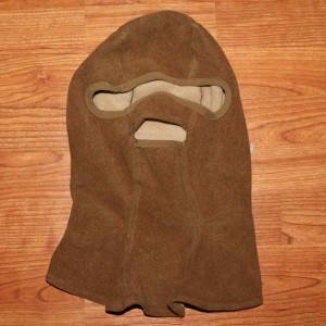 US GI Outdoor Research WindStopper Balaclava Brown 83231 Large